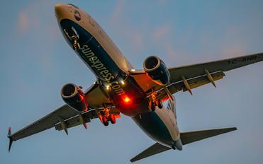 TC-SNR - SunExpress Boeing 737-800