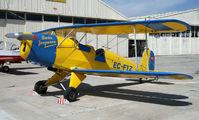 EC-FTZ - Fundació Parc Aeronàutic de Catalunya Casa 1.131E Jungman aircraft