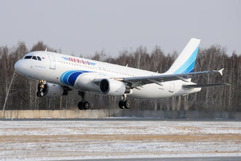 VP-BHZ - Yamal Airlines Airbus A320