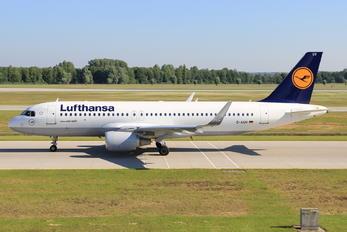 D-AIUV - Lufthansa Airbus A320
