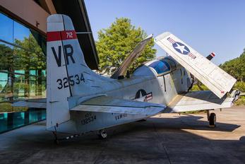 132534 - USA - Air Force Douglas AD-5