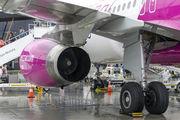G-WUKE - Wizz Air UK Airbus A320 aircraft