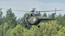 0903 - Poland - Army PZL W-3 Sokół aircraft