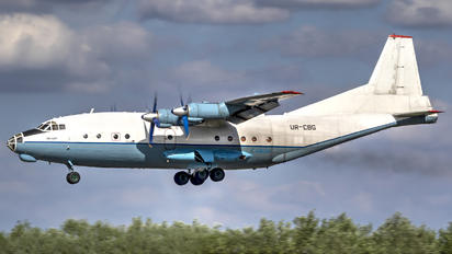 UR-CBG - Cavok Air Antonov An-12 (all models)