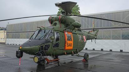 0519 - Poland - Air Force PZL W-3 Sokół