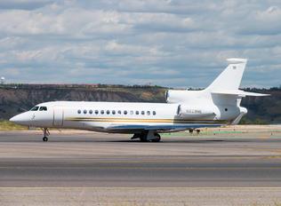 N919NE - TVPX Aircraft Solutions Inc. Trustee Dassault Falcon 7X