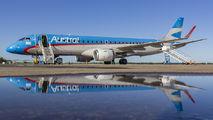 LV-CPK - Austral Lineas Aereas Embraer ERJ-190 (190-100) aircraft
