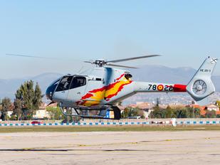 HE.25-3 - Spain - Air Force: Patrulla ASPA Eurocopter EC120B Colibri