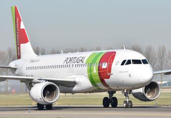 CS-TNY - TAP Portugal Airbus A320