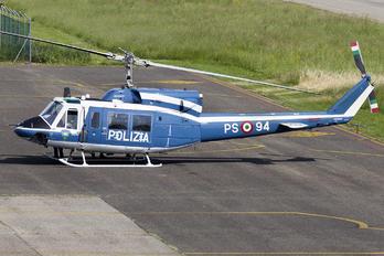 MM81653 - Italy - Police Agusta / Agusta-Bell AB 212ASW