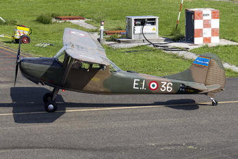 I-EIAW - Private Cessna L-19/O-1 Bird Dog