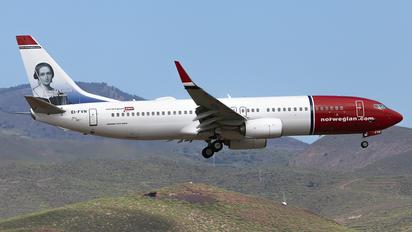 EI-FVN - Norwegian Air International Boeing 737-800