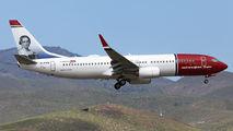 EI-FVN - Norwegian Air International Boeing 737-800 aircraft