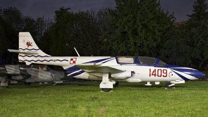 1409 - Poland - Air Force PZL TS-11 Iskra