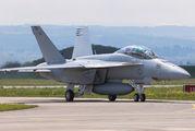 251 - USA - Navy Boeing F/A-18F Super Hornet aircraft