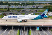 C-GUDO - WestJet Airlines Boeing 787-9 Dreamliner aircraft