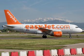OE-LKN - easyJet Europe Airbus A319