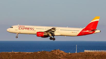 EC-JLI - Iberia Express Airbus A321
