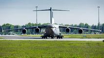 10-0219 - USA - Air Force Boeing C-17A Globemaster III aircraft