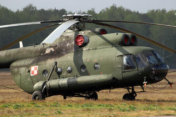 652 - Poland - Air Force Mil Mi-8T