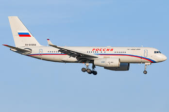 RA-64058 - Rossiya Special Flight Detachment Tupolev Tu-204