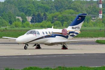 RA-67172 - Jet Travel Club Cessna 525 CitationJet