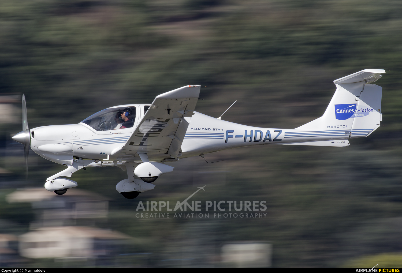 Prime Jet LLC F-HDAZ aircraft at Cannes - Mandelieu