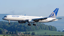 N17128 - Continental Airlines Boeing 757-200 aircraft