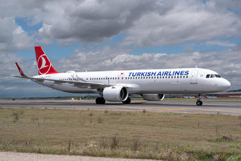 TC-LSD - Turkish Airlines Airbus A321 NEO