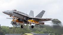 C.15-40 - Spain - Air Force McDonnell Douglas F/A-18A Hornet aircraft