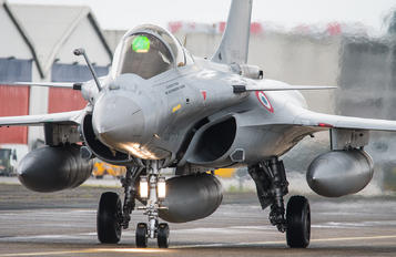 30-HS - France - Air Force Dassault Rafale C
