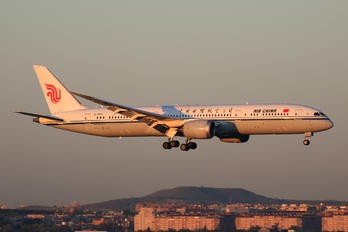 B-1466 - Air China Boeing 787-9 Dreamliner
