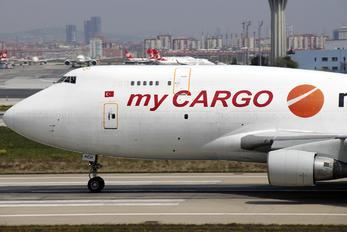 TC-ACH - MyCargo Boeing 747-400BCF, SF, BDSF