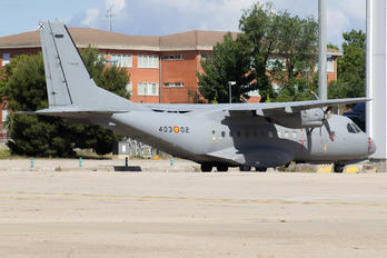 T.19A-02 - Spain - Air Force Casa CN-235M