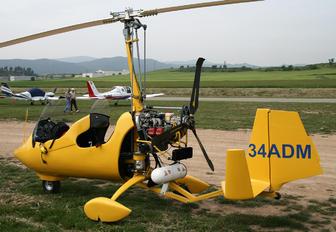 34-ADM - Private ELA Aviacion 07 Cougar