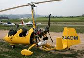 34-ADM - Private ELA Aviacion 07 Cougar aircraft