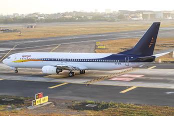 VT-SYL - SpiceJet Boeing 737-900