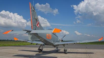 "029 - Poland - Air Force ""Orlik Acrobatic Group"" PZL 130 Orlik TC-1 / 2"