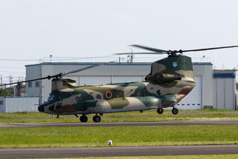 57-4491 - Japan - Air Self Defence Force Boeing MH-47D Chinook