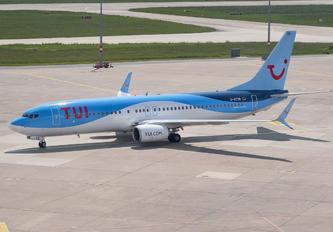 D-ATYB - TUIfly Boeing 737-800