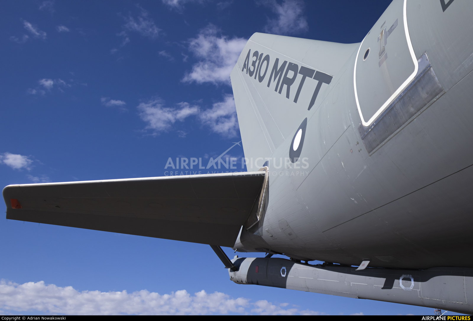 Airbus Industrie EC-HLA aircraft at Madrid - Getafe