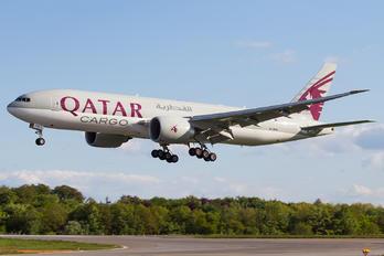 A7-BFM - Qatar Airways Cargo Boeing 777F