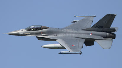 J-201 - Netherlands - Air Force General Dynamics F-16AM Fighting Falcon