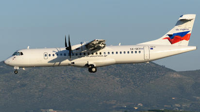 SX-SEV - Sky Express ATR 72 (all models)