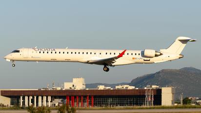 EC-LPG - Croatia Airlines Canadair CL-600 CRJ-1000