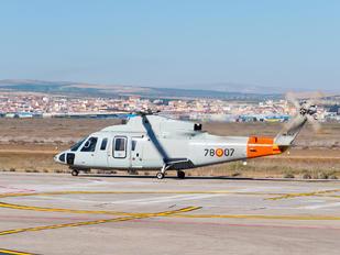 HE.24-7 - Spain - Air Force Sikorsky S-76C