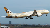 A6-BLG - Etihad Airways Boeing 787-9 Dreamliner aircraft