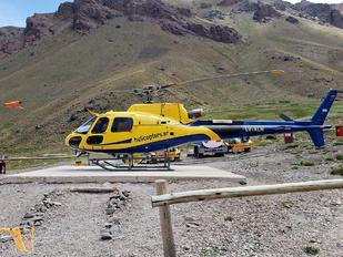 LV-ALN - Private Eurocopter AS350B3