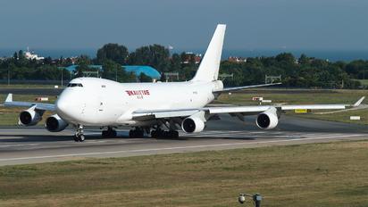 N701CK - Kalitta Air Boeing 747-400BCF, SF, BDSF