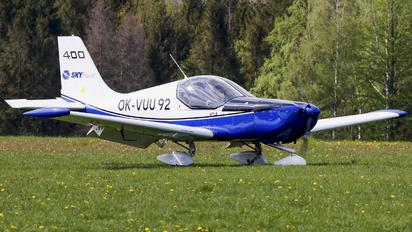 OK-VUU92 - Private Skyleader 400